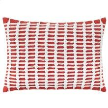 Macrame Pillow, NEWPORTRED, 14X20