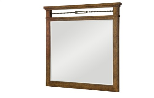 River Run Turnbuckle Mirror