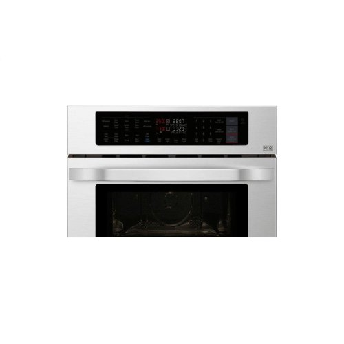 LG STUDIO 1.7/4.7 cu. ft. Smart wi-fi Enabled Combination Double Wall Oven