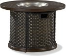 "Leeward 42"" Round Gas Fire Pit Product Image"