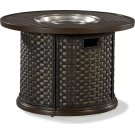 """Leeward 42"""" Round Gas Fire Pit Product Image"""
