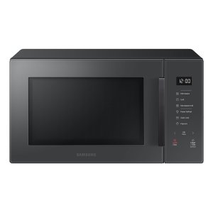 Samsung1.1 cu. Ft. Countertop Microwave with Grilling Element in Charcoal
