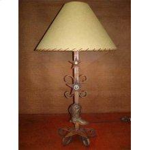Boot Metal Lamp