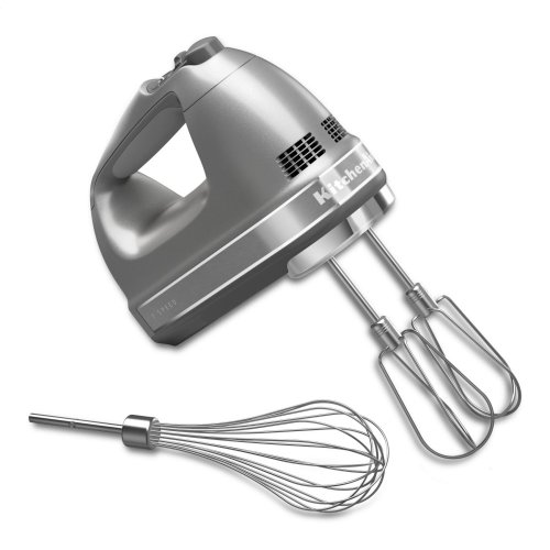 7-Speed Hand Mixer - Contour Silver