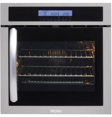 """24"""" Single 2.0-Cu.-Ft. Right-Swing True European Convection Oven"""