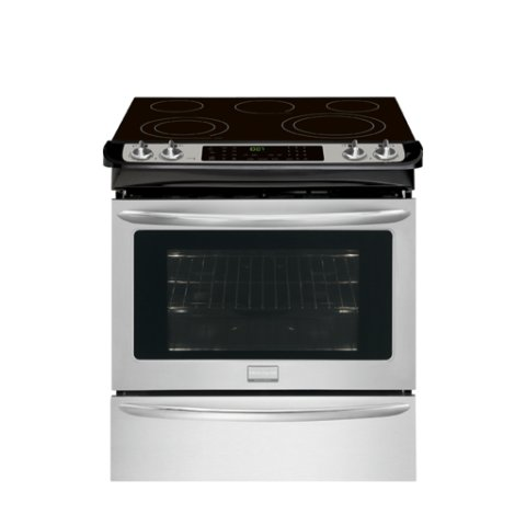Frigidaire 30 Slide In Electric Range Fges3065pf