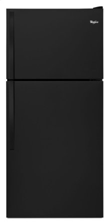 "Whirlpool® 30"" Wide Top-Freezer Refrigerator with Flexi-Slide Bin"