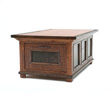 Saratoga - 2 Drawer Coffee Table