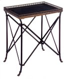 Rectangular Black Accent Table Product Image