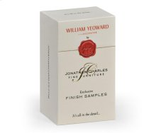 William Yeoward ...Collected Finish Sample Box (14 Samples)