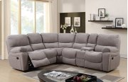 Ramsey Mica Reclining Sectional, M6057 Product Image