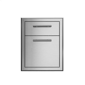 XO APPLIANCE19in Double Drawer