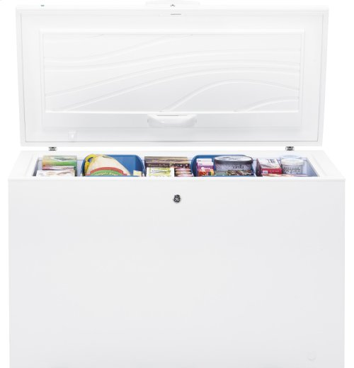GE® 15.6 Cu. Ft. Manual Defrost Chest Freezer