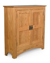 Prairie Mission Double Door Cabinet Product Image