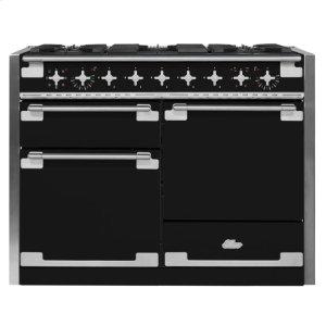Matte Black AGA Elise Dual Fuel Range  AGA Ranges - MATTE BLACK