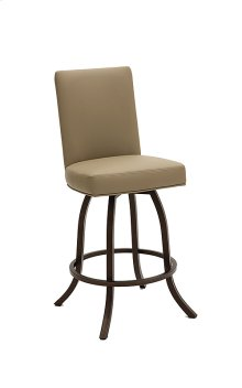 Toledo B502H26S Swivel Back No Arms Bar Stool
