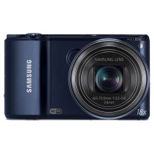 New 14.2 Megapixel Samsung SMART Camera (Cobalt Black)