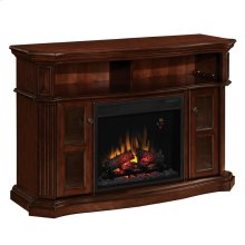 Aberdeen TV Stand with Electric Fireplace
