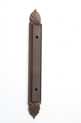 Fiore Backplate A1477-35 - Chocolate Bronze
