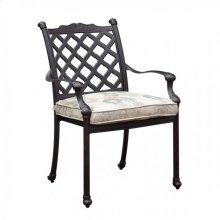 Chiara I Fabric Arm Chair