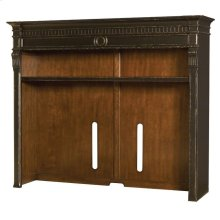 ENTERTAINMENT CONSOLE HUTCH