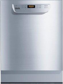PG 8061 U [MK 208V 3 Phase] Built-under fresh water dishwasher ADA compliant, NSF/ANSI 3 certified for sanitization. Industrial use only.