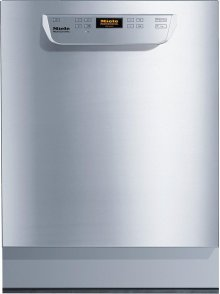 PG 8061 U [MK 208V 3 Phase] Built-under fresh-water dishwasher NSF/ANSI 3 certified for sanitization. Industrial Use only.