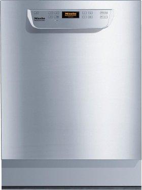 PG 8061 U [MK 240V 3 Phase] Built-under fresh-water dishwasher NSF/ANSI 3 certified for sanitization. Industrial Use only.