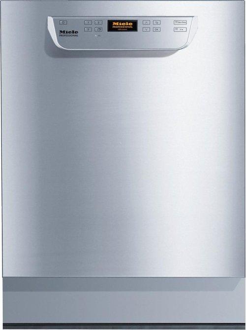 PG 8061 U [MK 240V 3 Phase] Built-under fresh water dishwasher ADA compliant, NSF/ANSI 3 certified for sanitization. Industrial use only.