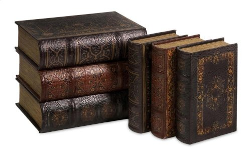 Cassiodorus Book Box Collection - Set of 6