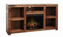 "Sausalito 65"" Fireplace Console"
