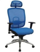 Modrest Liberty Modern Blue Office Chair Product Image