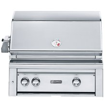 """30"""" Built-in Grill with All ProSear2 Burner and Rotisserie (L30ASR)"""