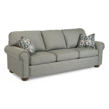 Preston Fabric Sofa with Nailhead Trim