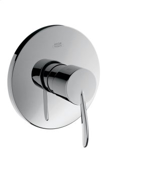 Chrome Classic single lever shower mixer for concealed installation Product Image