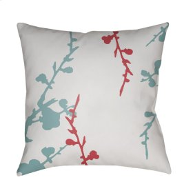 "Chinoiserie Floral CF-017 18"" x 18"""