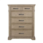 Monterey 5 Drawer Chest in Sandcastle Beige Product Image