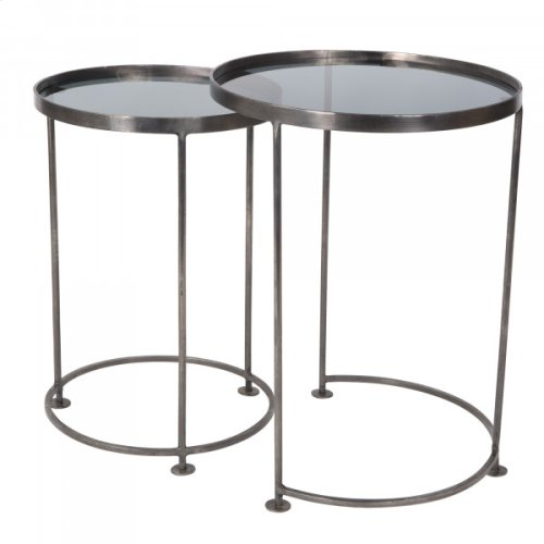 2 Piece Nest Table Set