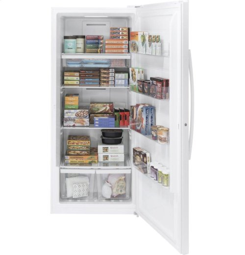 GE® 21.3 Cu. Ft. Frost-Free Upright Freezer