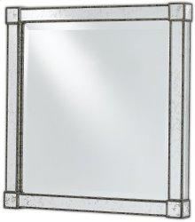 Monarch Mirror, Square - 22h x 22w x 2.5d