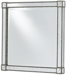 Monarch Mirror, Square - 22h x 22w x 2.5d