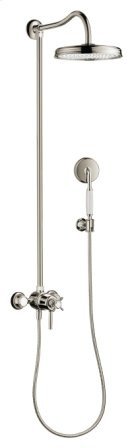 Polished Nickel Montreux Showerpipe, 2.5 GPM Product Image