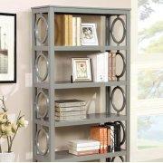 Zoey Display Shelf, Gray Product Image