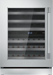 "24"" UNDER-COUNTER WINE RESERVE WITH GLASS DOOR T24UW920LS"