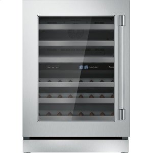 Thermador24-Inch Under-Counter Wine Reserve with Glass Door