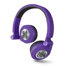 Synchros E30 On-ear headphones with bold, JBL sound and advanced styling