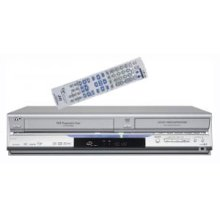 DVD Recorder / VHS Combo