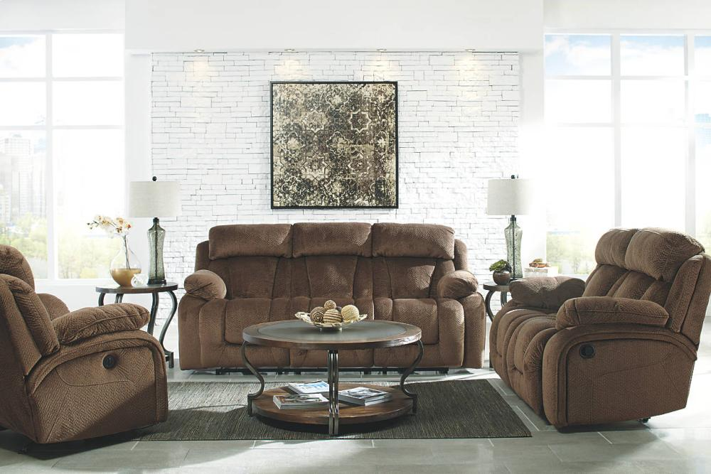 86503U2 Stricklin Chocolate 6 Piece Living Room Set by Ashley