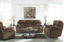 Stricklin - Chocolate 6 Piece Living Room Set