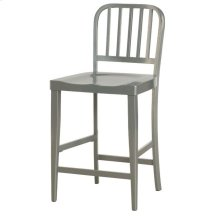 Gray Counter Stool